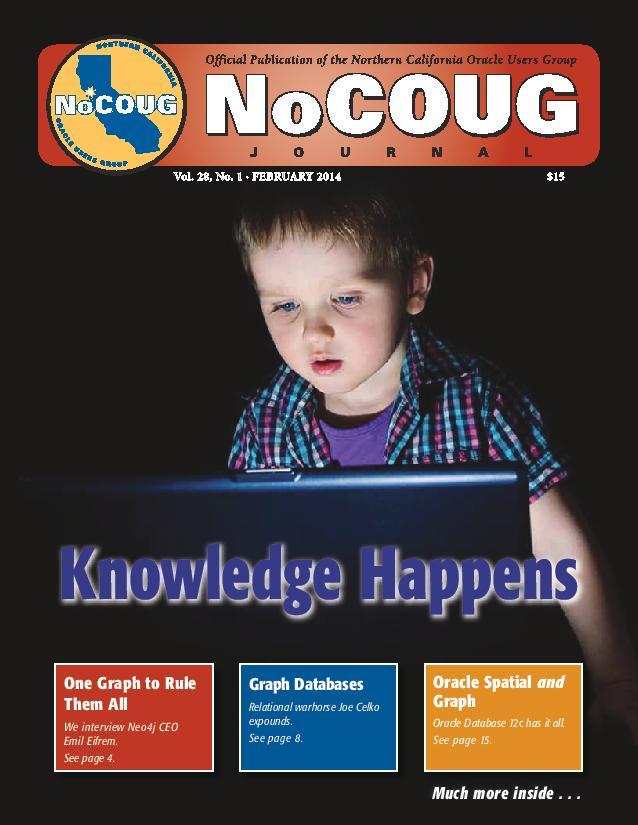 NoCOUG Journal 2014 02